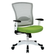Space Seating Pulsar Nylon & Mesh Managers Chair, Green