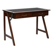 OSP Designs Dorset Wood Writing Desk, Cider