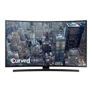"Samsung JU6700 65"" 2160p Ultra HD LED-LCD TV, Black"