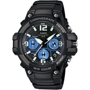 Casio Heavy Duty Chronograph Analog Watch, Black (MCW100H-1A2V)