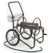 Liberty Garden™ Two Wheel Hose Cart, Bronze (880-A)
