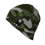 BE Headwear JT0018 Justright Bluetooth Beanies with BE-Link System, Camo