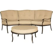 Hanover Outdoor Furniture Traditions 2 Piece Patio Set by
