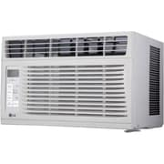 LG 6,000 BTU 115V Window-Mounted Air Conditioner with Remote Control (LW6015ER)