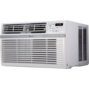 LG 8,000 BTU 115V Window-Mounted Air Conditioner with Remote Control (LW8015ER)