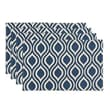 Chooty & Co Stylewood Placemat (Set of 4)