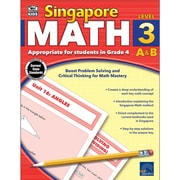 Thinking Kids Singapore Math Workbook for Grade 4