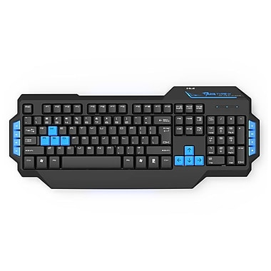 E-Blue Mazer Type-X Gaming Keyboard, Black