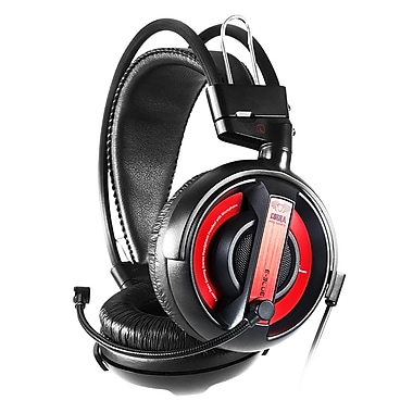 E-Blue Cobra Professional Gaming Headset, Red