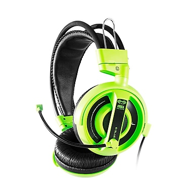 E-Blue Cobra Professional Gaming Headset, Green