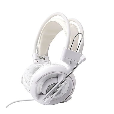 E-Blue Cobra Professional Gaming Headset, White
