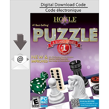 PC/MAC Hoyle Puzzle Board Games 2012, [Download]