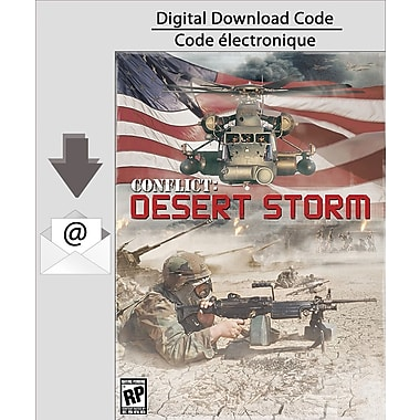 PC Conflict Desert Storm, [Download]