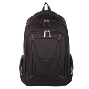 Bugatti BKP100 15.6'' Laptop Backpack, Black
