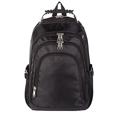Bugatti BKP101 15.6'' Laptop Backpack, Black