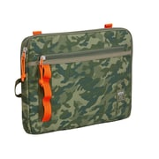 "STM Bags® Arc Green Camo Cottna 320D Sleeve for 15"" Laptop (stm-114-075P-36)"