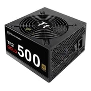 Thermaltake TR2 80 Plus Gold Power Supply, Black, 500 W