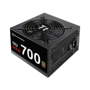 Thermaltake TR2 80 Plus Gold Power Supply, Black, 700W (PS-TR2-0700NPCGUS-G)