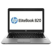 "HP® EliteBook 820 G2 12.5"" LCD Intel Core i7 256GB SSD, 8GB, Windows 7 Professional Notebook, Black"