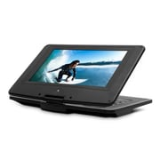 """Ematic EPD133BL 13.3"""" Portable DVD Player, Black"""