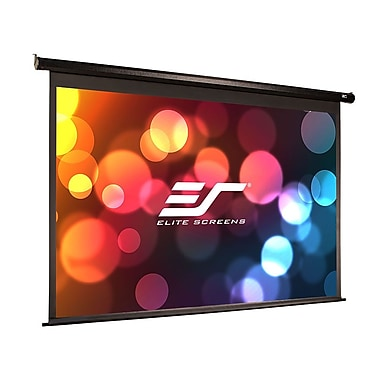 Elite Screens – Écran de projection UHD Spectrum AcousticPro ELECTRIC125HAUH