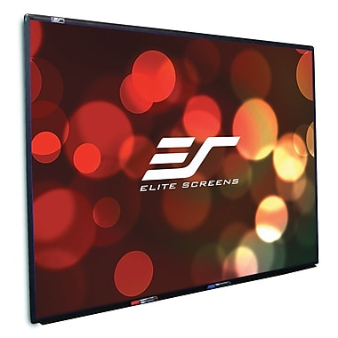 Elite Screens – Écran de projection WhiteBoardScreen WB77VW