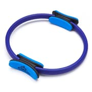 Black Mountain Products Pilates Dual Grip Fitness Toning Ring; Blue