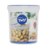 Lock & Lock 33.6 Oz. Twist Top Round Food Container
