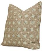 Tracy Porter Bohemia Accent Cotton Throw Pillow; Celestial