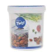 Lock & Lock 2.3-Cup Twist Top Round Food Container