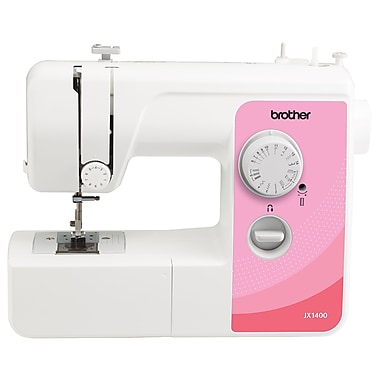 Brother JX1400 Mechanical Sewing Machine