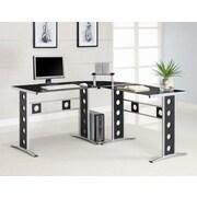 Wildon Home   Hartland L-Shape Computer Desk