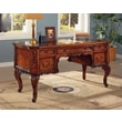 Wildon Home   Oregon City Executive Desk with Storage Drawers