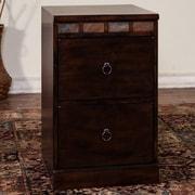 Sunny Designs Santa Fe 2-Drawer File Cabinet
