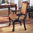 Wildon Home   Agatha Mid-Back Office Chair with Arms