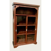 D-Art Collection Rowley 77'' Standard Bookcase