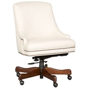 Hooker Furniture Conference Swivel Tilt Chair; Chateau Linen