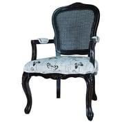 Crestview Butterfly Arm Chair