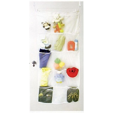 Innovative Home Creations Over The Door Organizer Staples