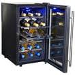 NewAir 18 Bottle Single Zone Thermoelectric Wine Refrigerator