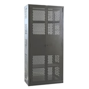 Hallowell Duratough 48'' Heavy-Duty Storage Cabinet