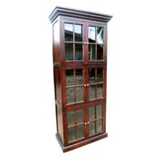 D-Art Collection Library 84'' Bookcase