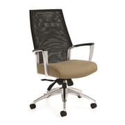 Global Total Office Global Accord Mesh High Back Chair with Arms