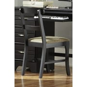 Carolina Furniture Works, Inc. Platinum Mid-Back Task Chair; Black