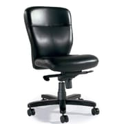 Hooker Furniture Leather Tilt Swivel Task Chair; Karma Chance