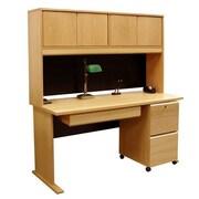 Rush Furniture Office Modulars Standard Computer Desk; Draw