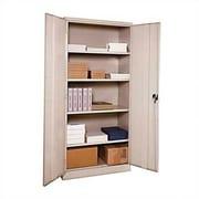 Penco E-Z Bilt 48'' Storage Cabinet; Light Putty