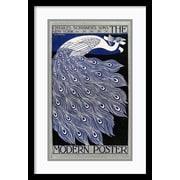 Amanti Art 'The Modern Poster' by William H. Bradley Framed Vintage Advertisement