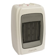 World Marketing 1500 Watt Portable Electric Compact Heater w/ Adjustable Thermostat