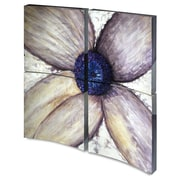 Vertuu Design Inc. Flower Flow I 4 Piece Painting Print on Canvas Set